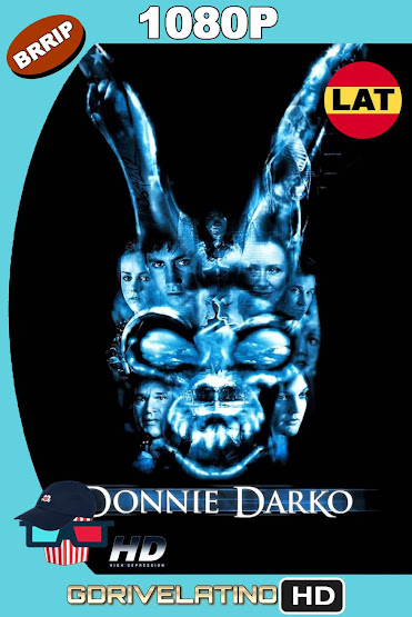 Donnie Darko (2001) BRRip 1080p Latino-Ingles MKV