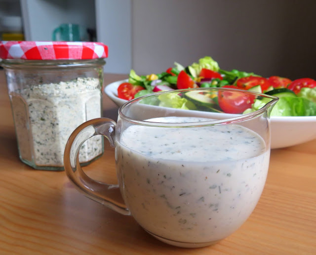 Homemade Ranch Seasoning Mix