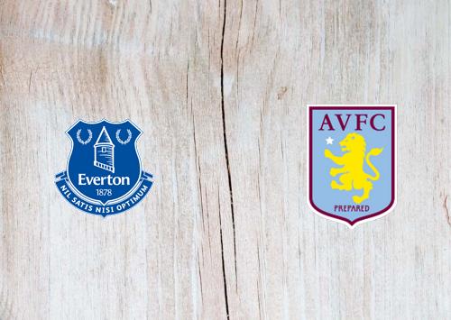 Everton vs Aston Villa -Highlights 01 May 2021