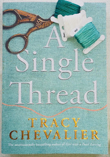 A Single Thread by Tracy Chevalier (Photo Credit: Carpe Librum)