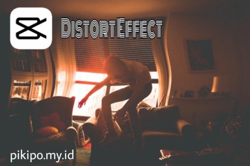 Tutorial Distort Right dan Distort Left Capcut