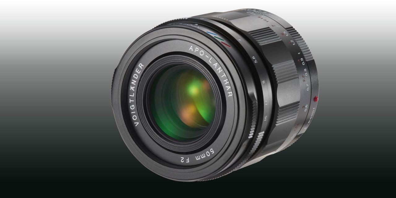 Voigtländer APO-Lantar 50mm f/2.0