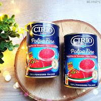 pulpe tomate cirio Degusta Box Février 2020