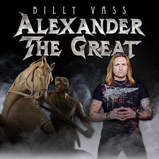 "Billy Vass - ""Alexander The Great"" (single)"