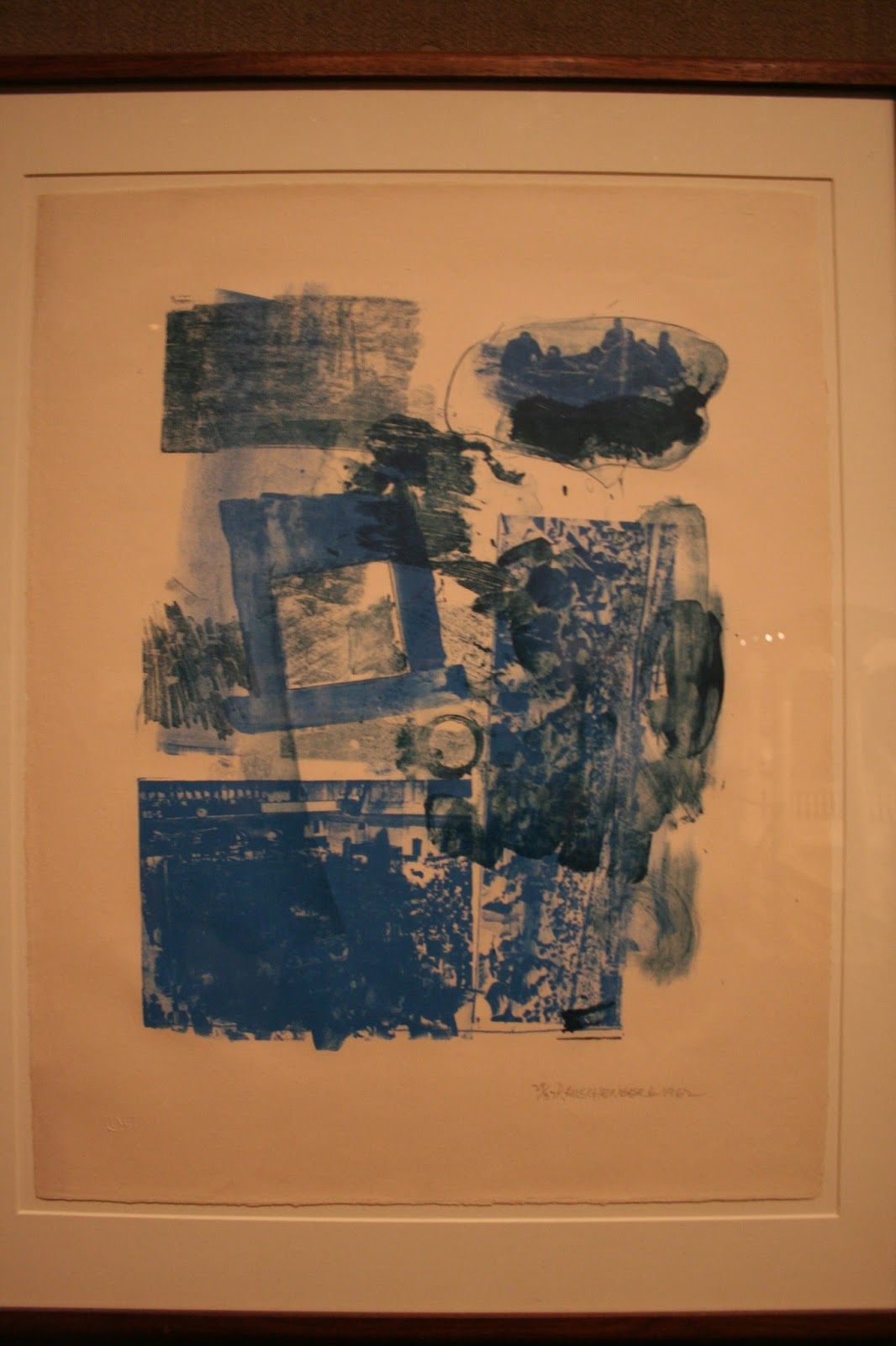 ArtHive: Robert Rauschenberg - Screen Prints and Paintings