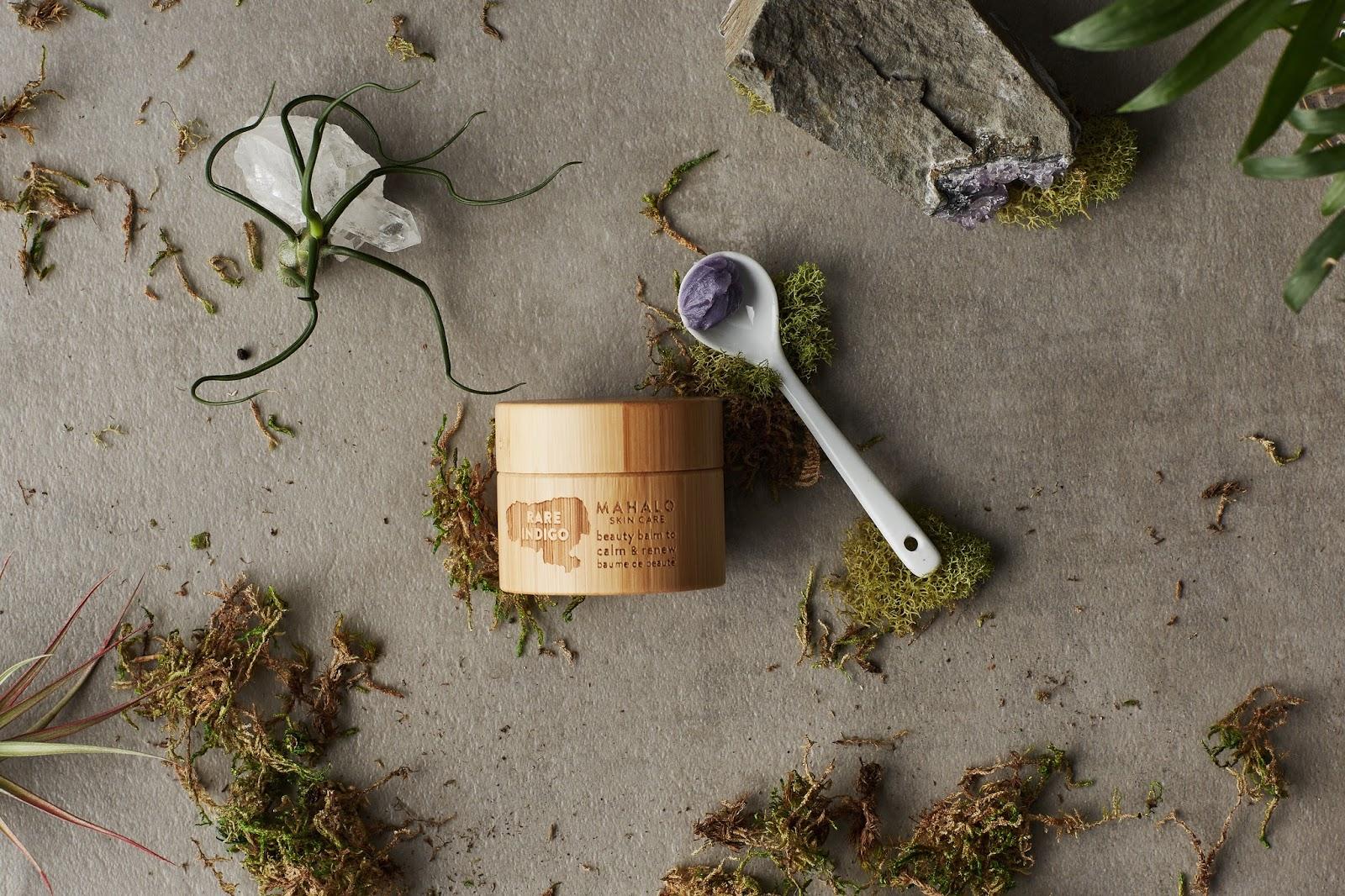 Mahalo Rare Indigo Balm Review Organic Natural Moisturizer