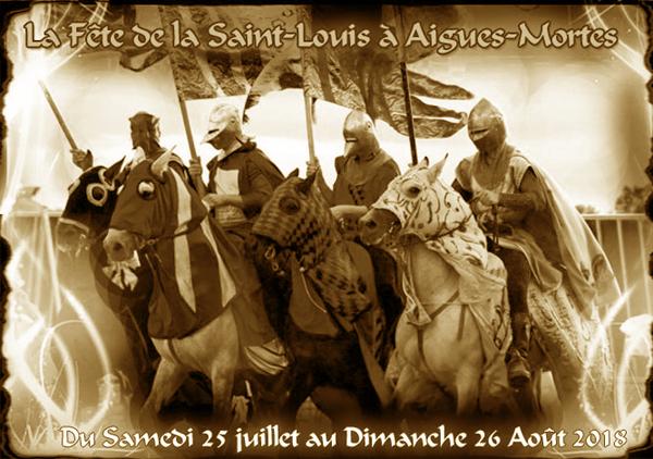 Fête de Saint Louis à Aigues-Mortes