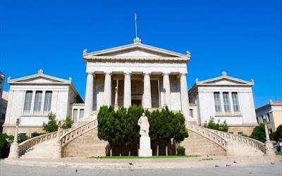 Ξεναγήσεις στα κτήρια της Αθηναϊκής Τριλογίας
