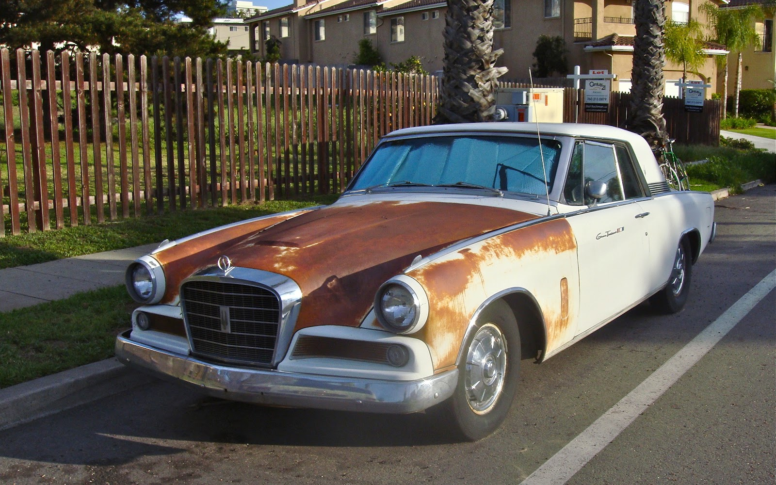 Mustang Gt 0 60 >> THE STREET PEEP: 1000th Post: 1964 Studebaker Gran Turismo ...