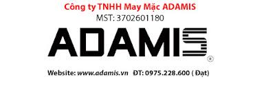 Công Ty TNHH May Mặc ADAMIS BÌNH DƯƠNG