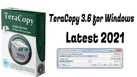 TeraCopy for Windows