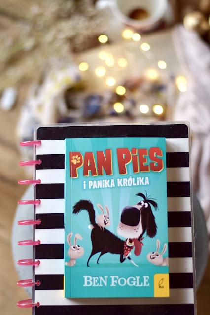 Ben Fogle, Pan Pies i panika królika