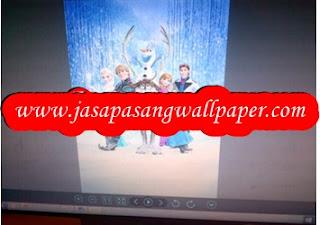 Contoh Gambar Wallpaper Dinding
