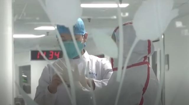 Коронавирус, атипичная пневмония, Китай