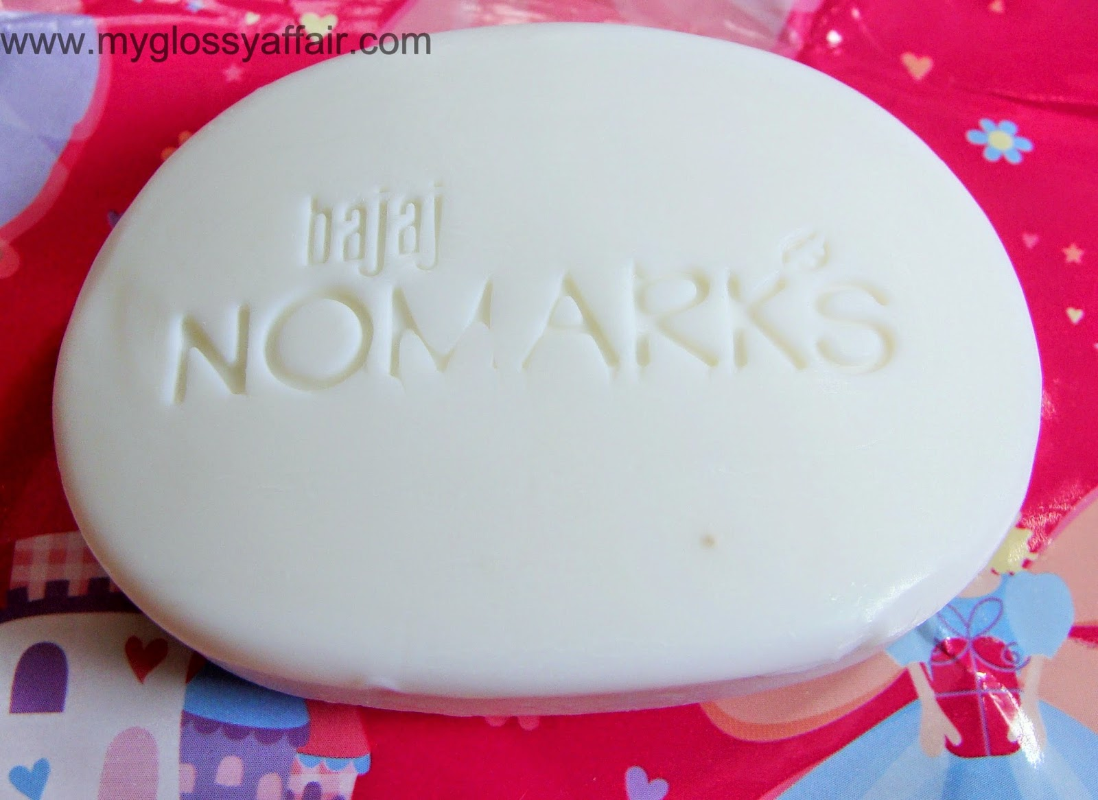 Bajaj NOMARKS Moisturising Soap Review