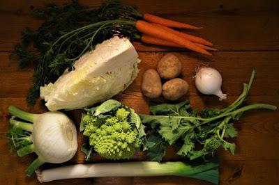 Foto ricetta minestra invernale per bambini