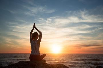 आसन yog