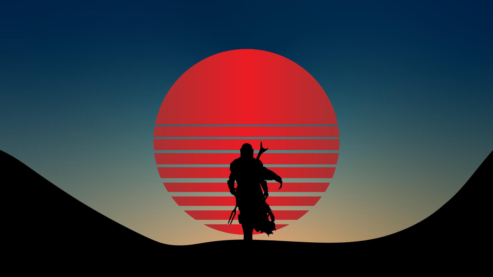 mandalorian season 2 wallpaper