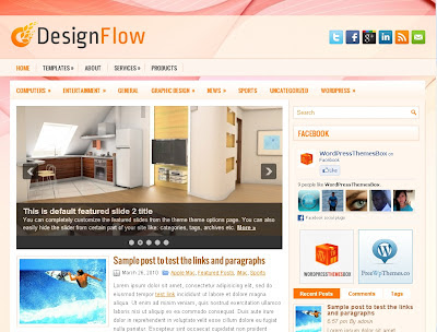 designflow wordpress theme