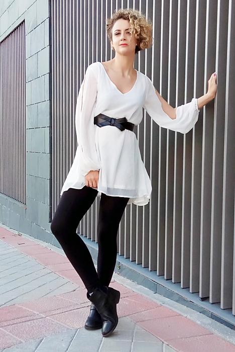 Vestido-gasa-cuello-V-blanco-2