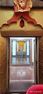 शीतला चौकियां धाम मंदिर के कपाट खुले | #NayaSaberaNetwork