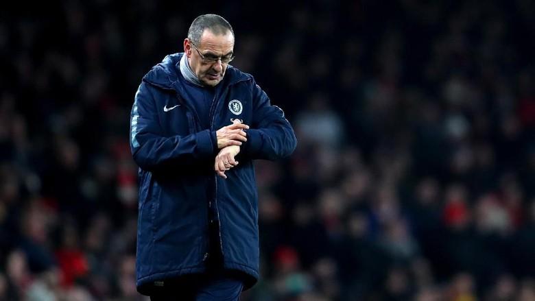 Chelsea Mustahil Finis Empat Besar Jika Tidak Berkembang