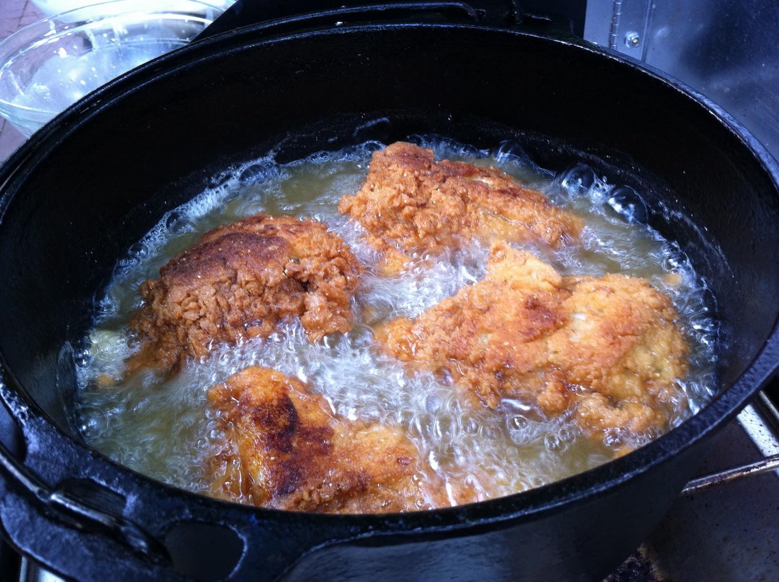 Derek On Cast Iron Cast Iron Recipes Recipe Gluten Free Fried Chicken