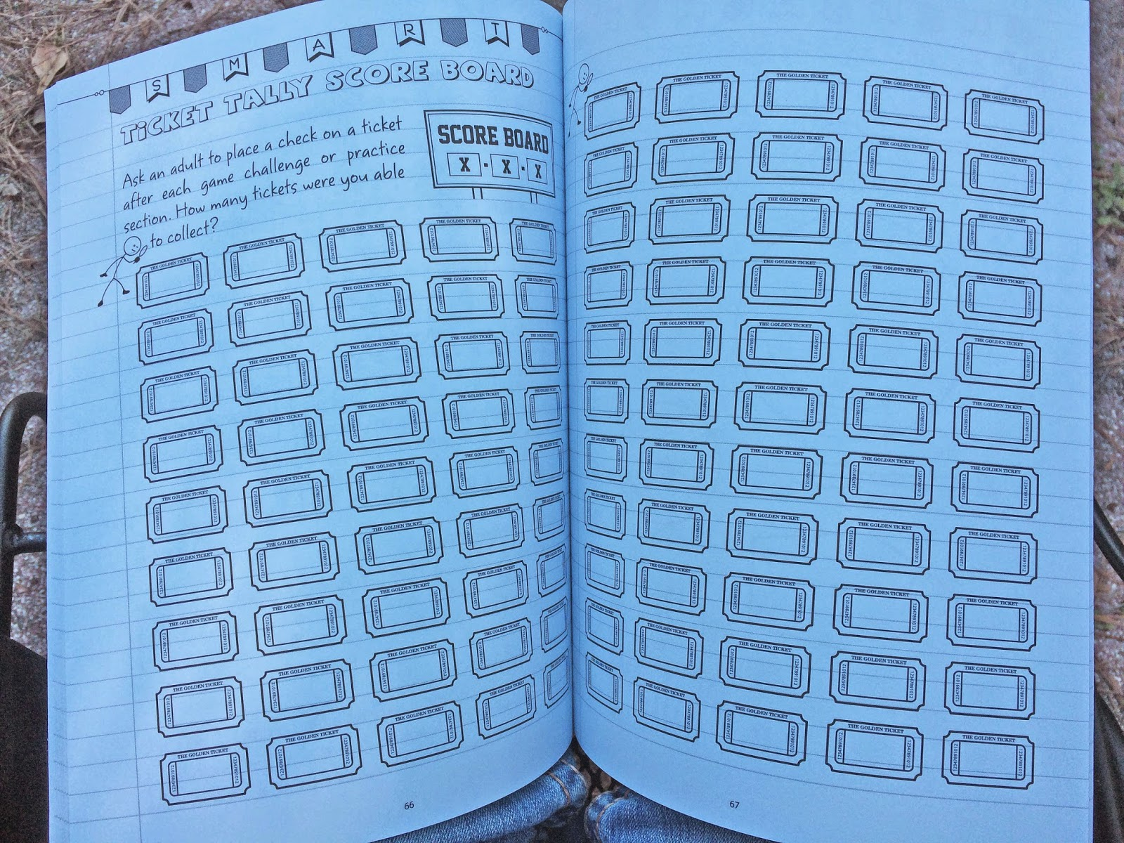 tally tickets in #thesmartplaybook book review