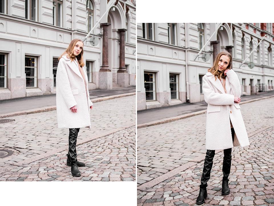 Scandinavian streetstyle inspiration Helsinki, Finland - Skandinaavinen minimalistinen tyyli, pukeutuminen, talvimuoti, Helsinki