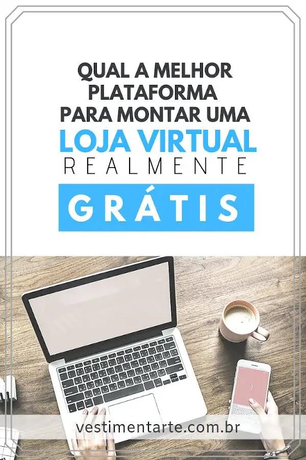 Plataforma Loja Virtual Gratuita