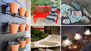 15+ Easy DIY Backyard Garden Ideas