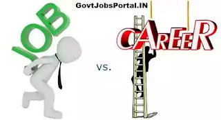 Job and Career Difference