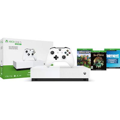Xbox One S 1TB All-Digital Edition Console That Had Gone Way Too Far getotheoffer
