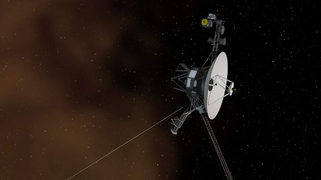 Voyager 2 Team Releases First Scientific Data on Interstellar Space - rictasblog.com