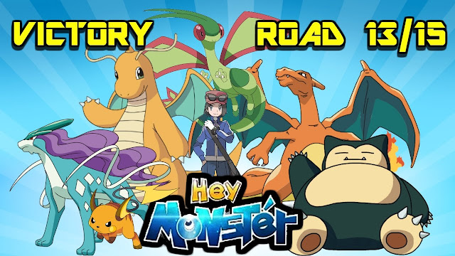 descargar Hey Monster Pokémon Remake