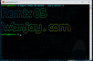 Tutorial Cara Mudah Install Remix OS dengan Kali Linux