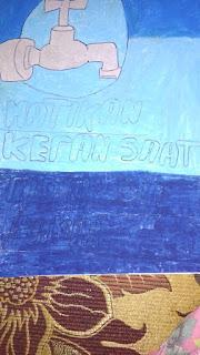 Poster tentang dampak siklus air bagi kehidupan