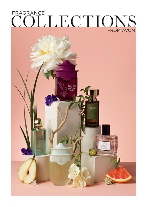 Fragrance COLLECTION From AVON Brochure Campaign 14 - 17 2021