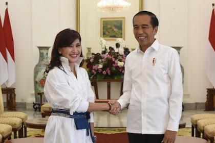 Pemprov DKI, Sebut Pemilik Akun @IkeMutiP Berbohong Soal Permintaan Hapus Foto dengan Presiden Jokowi