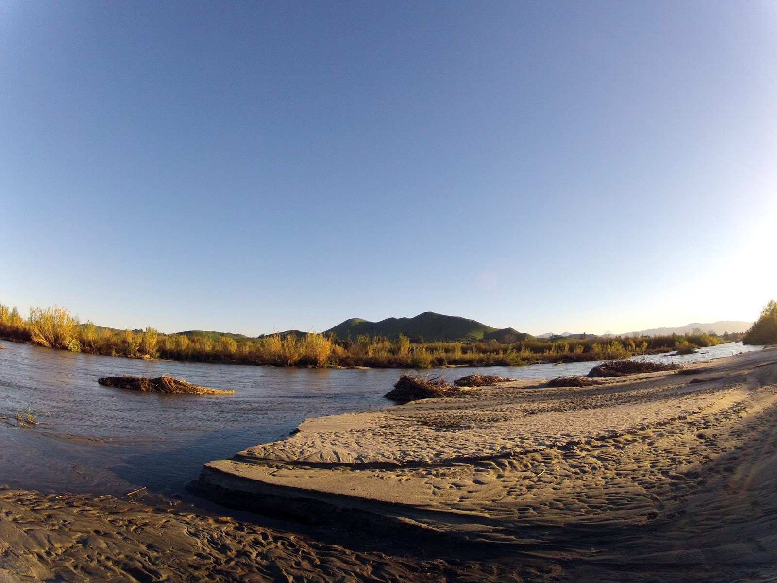 Fishing the santa ana river for bass and sunfish hunting for Santa fe dam fishing