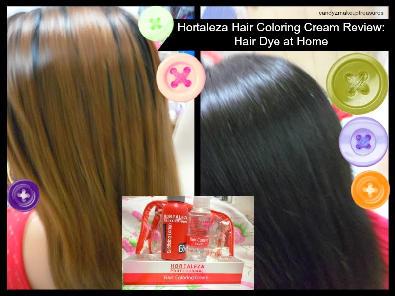 candyz makeup treasures hortaleza hair coloring cream