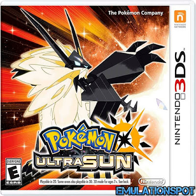 Download Pokemon Ultra Sun Decrypted ROM for Citra Nintendo 3DS | EmulationSpot