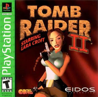 Jogo online grátis Tomb Raider II PSX