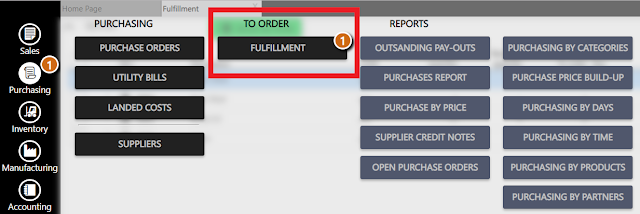 Fulfillment - backorders