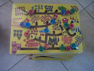 Maze Angka - Mainan Edukatif   SeButik.com
