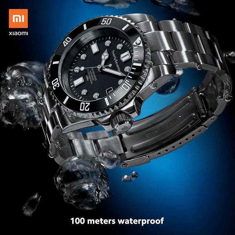 100 meters waterproof design