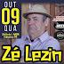 Zé Lezin apresenta show de humor 'Acústico' em Cajazeiras