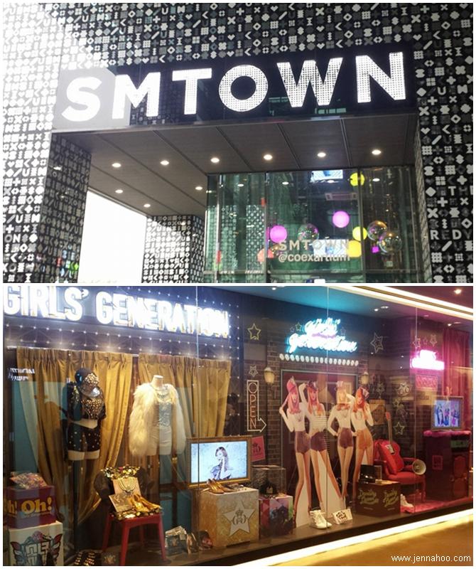 SM TOWN Coex Artium, Gangnam, Seoul