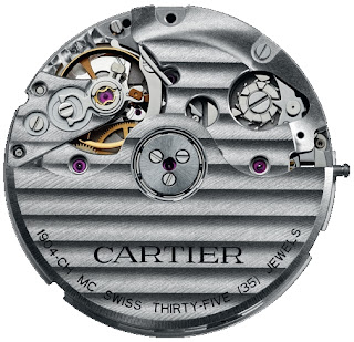 calibre 1904 MC Cartier