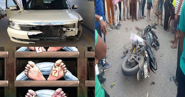 हिमाचल: आपस में टकराई टाटा सफारी और बाइक; एक की गई जान- एक पहुंचा अस्पताल